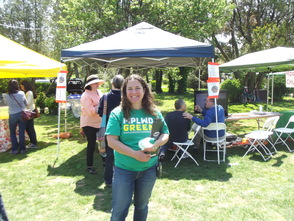Fair Organizer, Tracey Woods