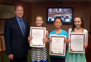2014 Union County Arbor Day Poetry Contest Winners