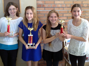 Forensics Winners