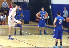 Miller Boys Basketball Team Advances in State Tournament Over Scotch Plains-Fanwood, photo 6