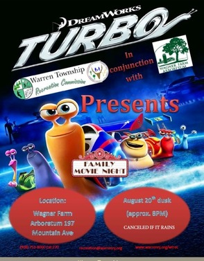 Watch 'Turbo' Under the Stars at Wagner Farm, photo 1