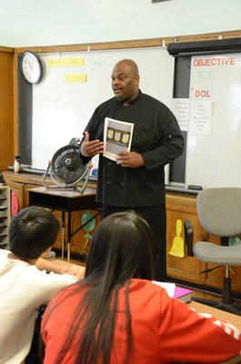 Sparta Residents Speak at Career Day , photo 8