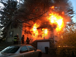 Fatal Fire on Heighwood Trail