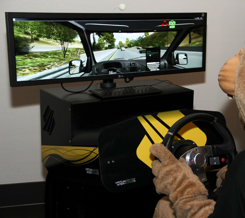 Old Driving Simulator Best Eedbcf Driving Simulator