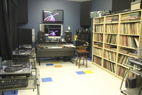 Wharton Music Center's Vinyl Listening Lab