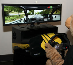 Full Cab Driving Simulator