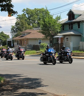 Union County Sheriff Ralph Froehlich Is Laid To Rest, photo 8