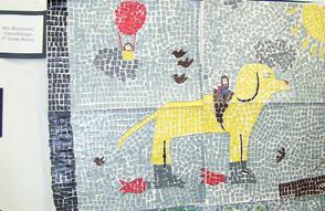 3rd Grade Mosaic