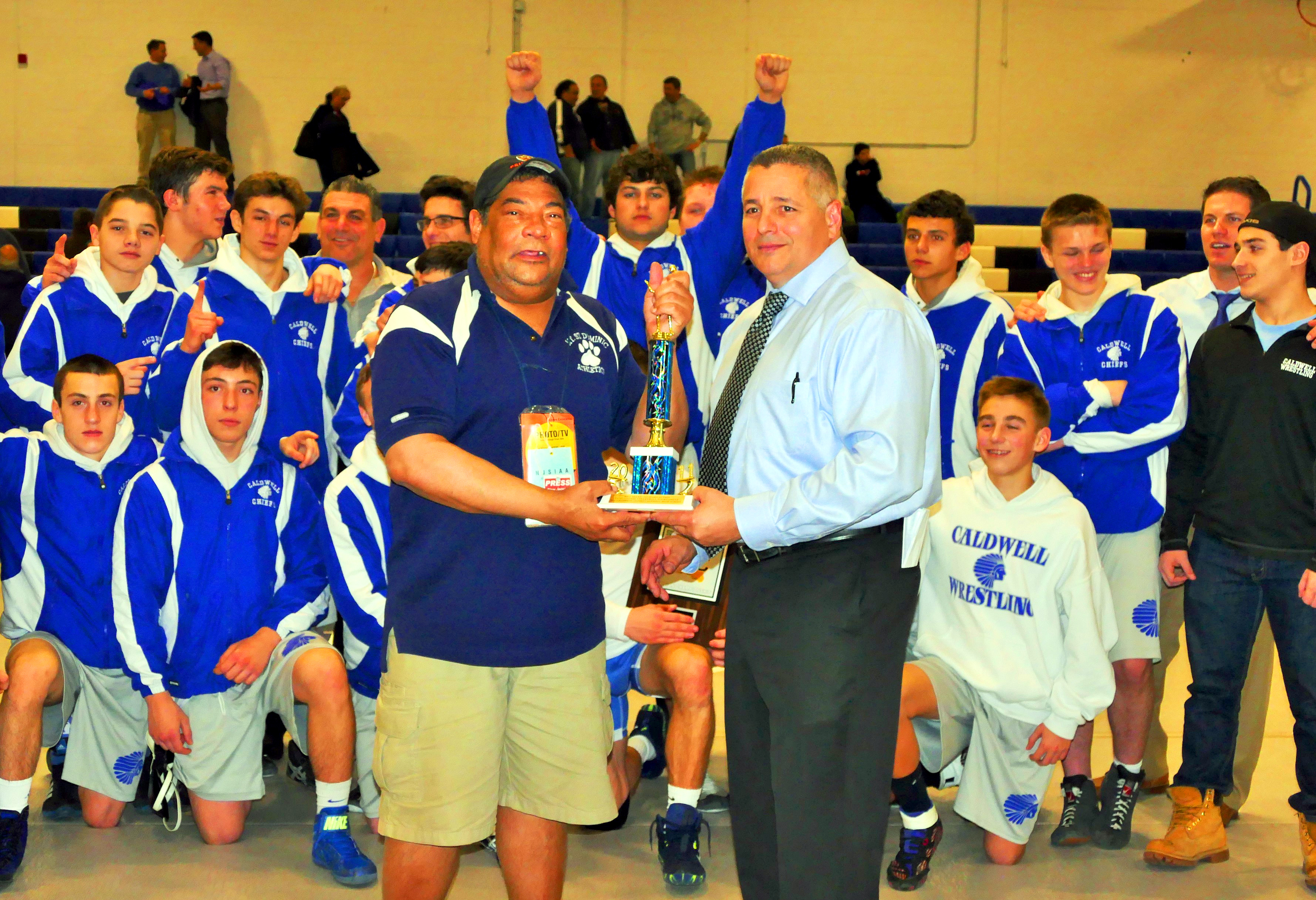 James Caldwell High School Edges Out West Essex Knights to Earn