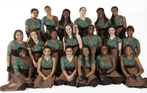West Orange High School Winter Color Guard Ranked Third in Nation, photo 1