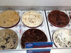 Frozen in Time Ice Cream Parlour