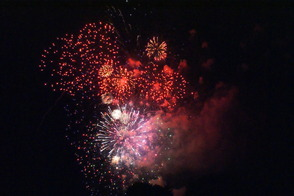 Hundreds Celebrate Independence With Fireworks, Music, photo 20