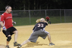 NJ Bar and Grill Strikes Back in Game 2 of Randolph Mens Softball Championship Series, photo 13