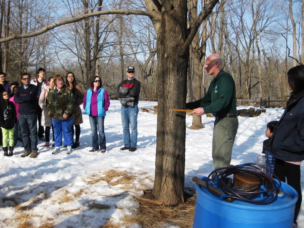 New jersey somerset county flagtown - Visitors Learn How Maple Syrup Is Made At The Somerset County Environemntal Education Center Credits Courtesy Somerset County Park Commission