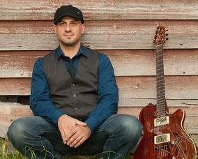 Contemporary Jazz Guitarist B.D. Lenz