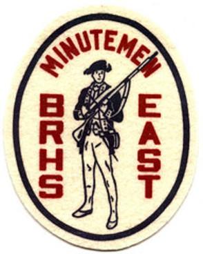 BRHS-East Logo