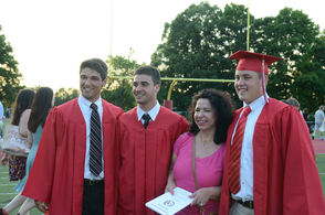 Billy Galese, Anthony Tornatore, Mrs. Barbone (teacher), Adam Farkas