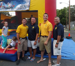 National Night Out in Fanwood