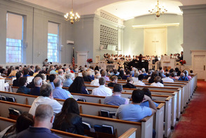Choir concert at Fanwood Presbyterian Church raises nearly $3,000 for local rescue squads