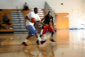 West Orange High School Hosts First Mixed-Gender Basketball Association Exhibition Tour Tryouts, photo 9