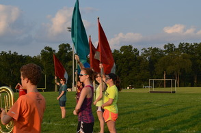 Madison Marching Dodgers Making Music and Marching Toward a New Season, photo 10