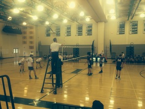 Lancers Sting Bayonne Bees, 2-0 and Advance to the NJSIAA State Volleyball Sectional Semifinals