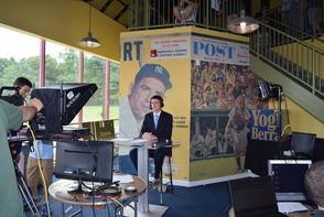 Bruce Beck & Ian Eagle Sports Broadcasting Camp