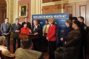 Lance joins other congressional leaders in discussing mental health issues