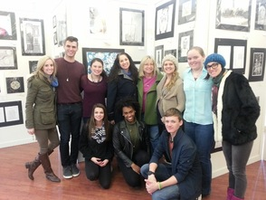 Sparta High School Art Students and Teachers