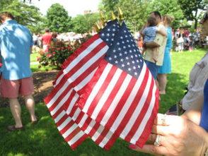 Flags - Memorial Day