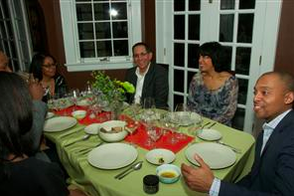 Achieve Night of 100 Dinners Raises More Than $50,000 To Support SOMA Schools, photo 2