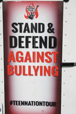 Teen Nation Tour Moto to 'Stand & Defend Against Bullying'
