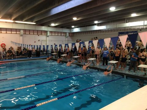 Sparta High School Swim Teams Split Against Kittatinny News Tapinto