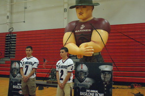 Basilone Bowl Prepares for Big Game, photo 12