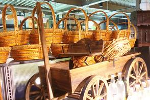 Garden of Eden traditional gift baskets