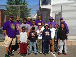 Omega Psi Phi Fraternity Host Fishing Trip for Paterson Pre-Teens , photo 1