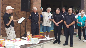 Fairmount Fire Co. of Lansdale Cuts Cake to Celebrate 125th, photo 4