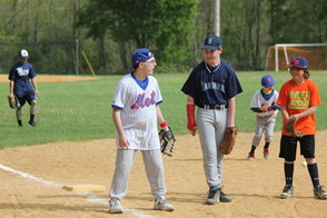 Randolph Youth Volunteers Help Make Challenger Game an Inspirational Experience For All, photo 3