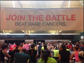 2014 Cycle for Survival Event