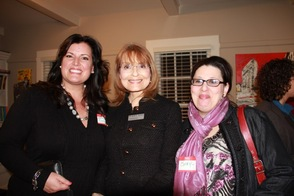 Amy Avary, Christine Zelinsky and Cheryl Hilcken