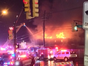 Two-Alarm Fire In Commercial Structure on Springfield Avenue, photo 2