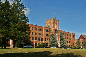 MSDA Admission Building