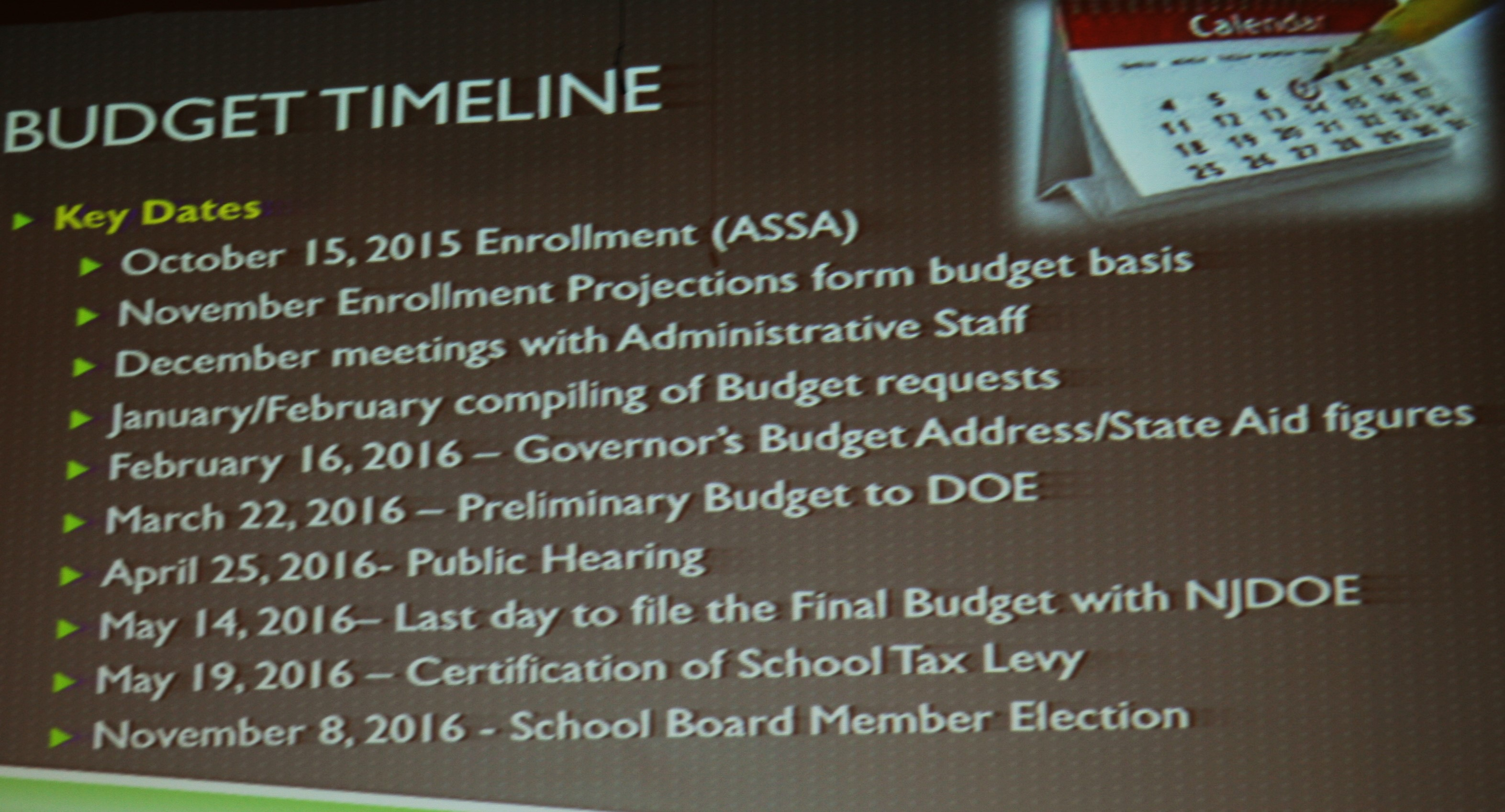 South Brunswick Boe Adopts 1437m Budget With 6 Cent Tax Increase