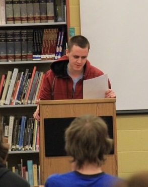 Poetry Festival at Sparta High School, photo 5