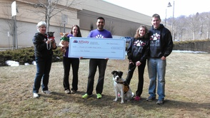 Affinity Foundation Raises Money for the Plainfield Area Humane Society and Friends of Linden Animal Shelter, photo 2