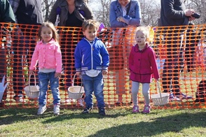 Village Green Hoppin' at PAL Egg Hunt, photo 2