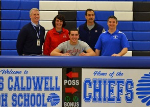 Danny McCarthy Signs Letter of Intent to Play Lacrosse for Montclair State University