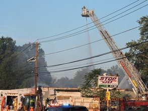 Early Morning Fire Guts Meat City, photo 2
