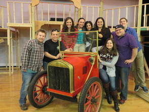 LHS Alum Featured in Ragtime