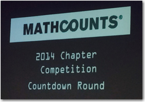 Chatham Middle School 'Mathletes' Compete in MathCounts, photo 1